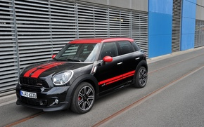 Picture Countryman, Black, Strip, Wheel, Mini Cooper, MINI, Mini Cooper, JCW
