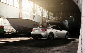 Picture coupe, Subaru, sports car, Subaru, vossen, brz, quick