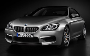 Picture Bmw, coupe, gran