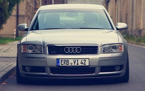 Picture Audi, Cars, Audi A8