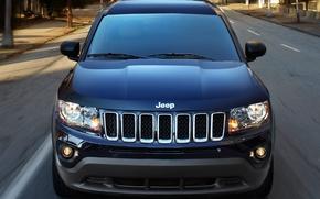 Picture jeep, Compass, SUV, Jeep