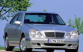 Picture E-class, Mercedes-Benz, 1999, E-Class, E-class, W210, Executivklasse, Lupato, Eyed, Mercedes