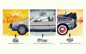 Picture minimalism, back to the future, Back to the Future