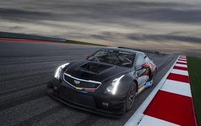 Picture Cadillac, Race car, ATS, 2014