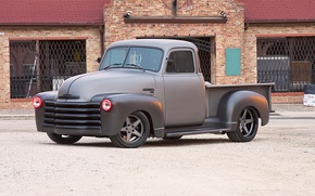 Picture Chevrolet, 1953, Pickup, Wheels, Forgeline, on, CF3C