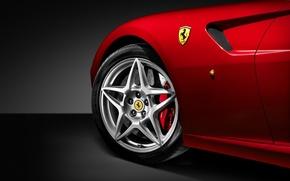 Picture Ferrari, logo, Ferrari 599 GTB Fiorano, Luxury