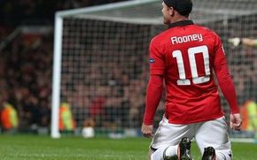 Picture Manchester United, Rooney, Wayne