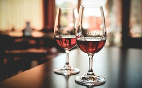 Picture wine, red, glasses