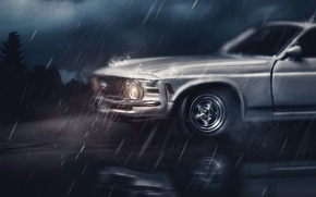 Wallpaper Car, Life, City, Cinematic, Nigh, Dark, Automotive, Darkness, Strobist, Sincity, Still