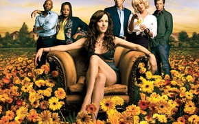 Wallpaper Mary-Louise Parker, weeds, shoals
