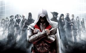 Picture Assassin's Creed Brotherhood, Assassin, Ezio