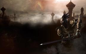 Picture fog, sword, Morrowind