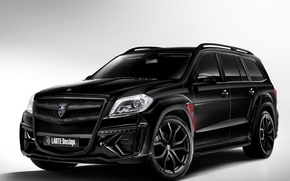 Picture Black, Mercedes, Tuning
