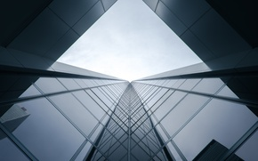Picture the city, Windows, minimalism, perfectionism, glass