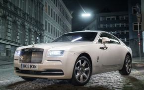 Picture Royce, Rolls, Wraith