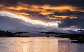 Picture Scotland, Bridge of Fire, Kyle of Lochalsh