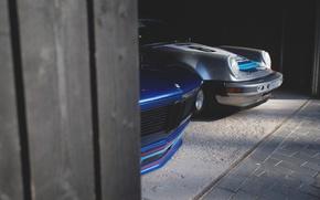 Picture bmw, BMW, porsche, Porsche