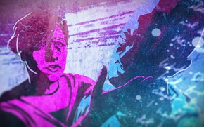 Picture Abigail Walker, inFamous: First Light, Abigail Walker, Bad reputation