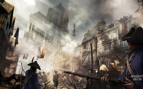 Picture Ubisoft, Assassin's Creed, Ubisoft Montreal, Assassin's Creed: Unity, Assassin's Creed: Unity, Assassin's Creed: Unity