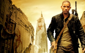 Picture Will Smith, will Smith, I am legend, I Am Legend
