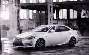 Picture Lexus, 2014, The New