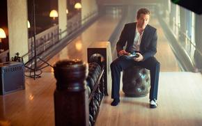 Picture photographer, Ryan Reynolds, photoshoot, Esquire, John Russo