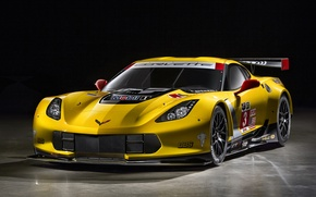 Picture Corvette, Chevrolet, 2014, C7.R