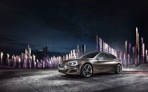Picture Concept, BMW, BMW, the concept, sedan, Sedan, Compact