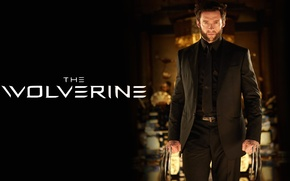 Picture poster, Hugh Jackman, Wolverine. Immortal