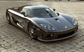 Picture glass, before, supercar, Koenigsegg ccx, Koenigsegg