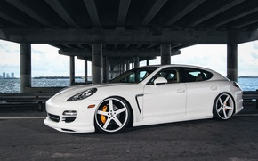 Wallpaper Bump, Bridge, Drives, Auto, Panamera, Tuning, Machine, Porsche