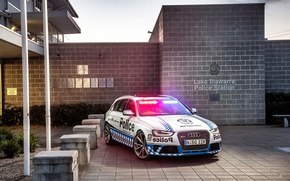 Picture 2015, Police, Before, RS 4, Audi, police, Audi
