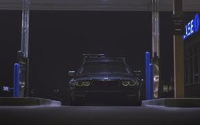 Picture lights, BMW, Boomer, BMW, 750, BBS, E38, Bimmer