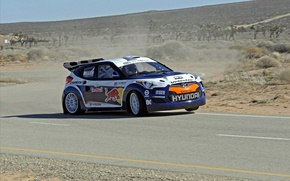 Picture road, desert, track, rally