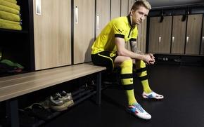Picture Germany, Sport, Football, Borussia Dortmund, Marco Reus, Ballspielverein Borussia 09 e. V. Dortmund, Marco Reus