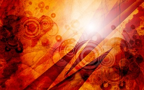 Picture circles, abstraction, pattern, hq Wallpapers