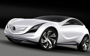 Picture concept, mazda, coupe