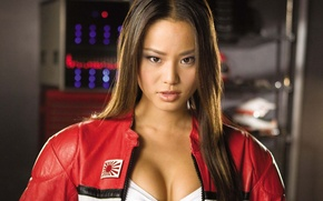 Picture actress, Empire, American, Red Alert 3, Command & Conquer, computer game, is, women's, battalion, real-time, …