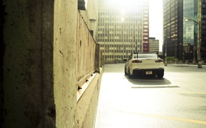 Picture auto, machine, the city, cars, City, Lancer, Parking, cars, auto, evolution, wallpapers, cars walls, mitsubishi …