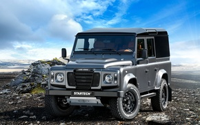 Picture Land Rover, land Rover, defender, Startech, 2015, Defender 110