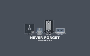 Picture Minimalism, Old, Old, Thing, NeverForget