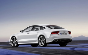 Picture Audi, Sportback, 2014, RS7