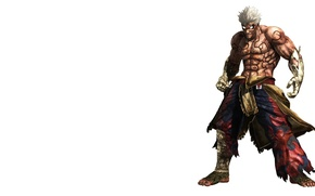 Picture the game, art, Asura's Wrath
