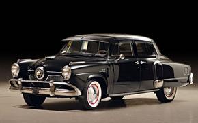 Picture auto, retro, studebaker land cruiser