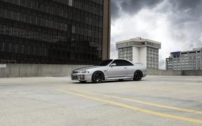 Picture City, Nissan, Skyline, R33
