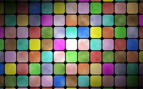 Picture color, cell, paint, mesh, cell
