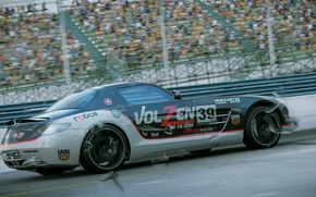 Picture the game, mercedes, game, cars, sls, amg, Project, Project CARS, 2015, Slightly Mad Studios, Community …