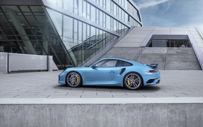 Picture Coupe, TechArt, coupe, turbo, Porsche, 911, Porsche, Turbo