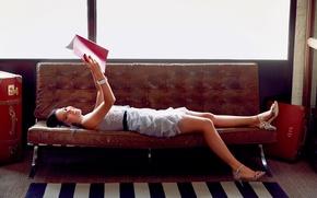 Picture Olivia Munn, photoshoot, Good Housekeeping