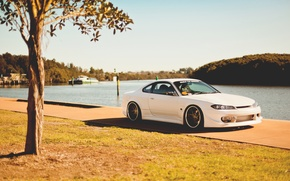 Picture tuning, coupe, promenade, Nissan, s15, nissan silvia